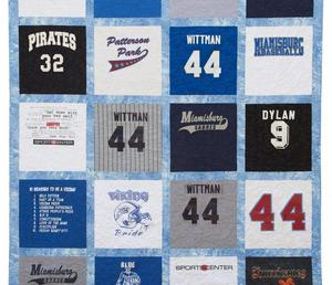 The T Shirt Quilt Company 174 Springboro Ohio